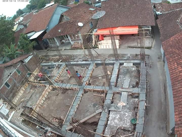 Pembangunan Pondasi Sudah Mulai Dikerjakan per Desember 2019